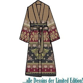 Kimonos der Limited Edition