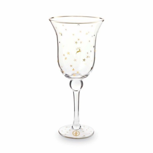 Wine Glass Royal Christmas