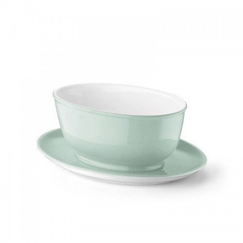 Dibbern Solid Color Sauciere mint