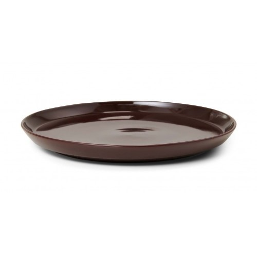 Marc O'Polo Moments Dessertteller Earth Brown 21,5 cm
