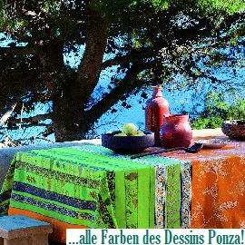 Foulards des Dessins Ponza